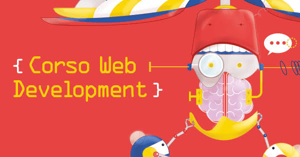 Banner del Corso Web Development