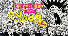 Banner promozionale del Copywriting that rocks