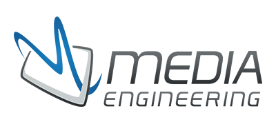 Logo di Media Engineering